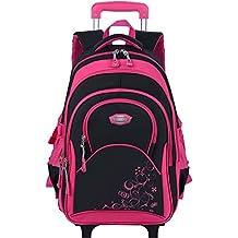 Amazon.es: mochilas para ninas con ruedas