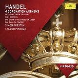 Handel: 4 Coronation Anthems Including