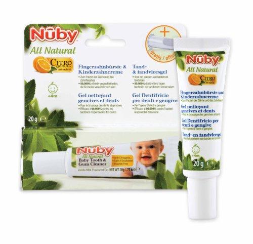 citroganix-cg67575-pasta-de-dientes-y-encias-para-bebes-4m-con-cepillo-dedal-de-silicona