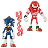 """Tomy Sonic y Knuckles 3""""  T22038"""
