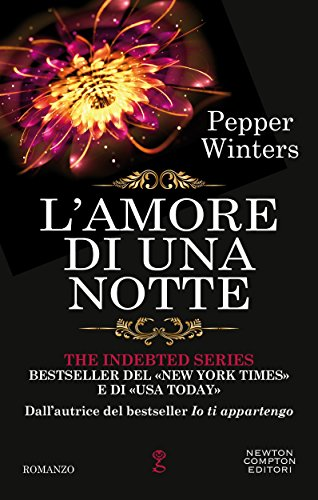 L'amore di una notte (The Indebted Series Vol. 7) di [Winters, Pepper]