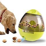 Cibo per Cani Palla, Giocattoli Interattivi per Cani Distributore di Cibo Trattamento di Ossequio con Pallina Giocattoli per Morso Alimentazione per Cani di Taglia Piccola