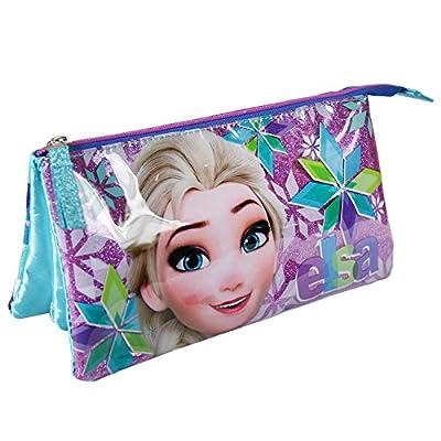 Disney Frozen- Estuche portatodo Plano (Artesanía Cerdá 2100001937) por Artesanía Cerdá