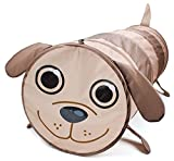 K-Roo Sports 6-foot Puppy Themed Children's Exploration Pop-Up Tunnel