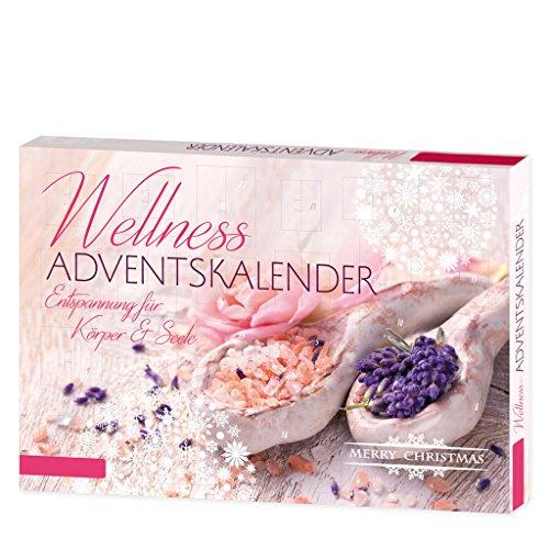 Roth Wellness Adventskalender Entspannung für Körper und Seele