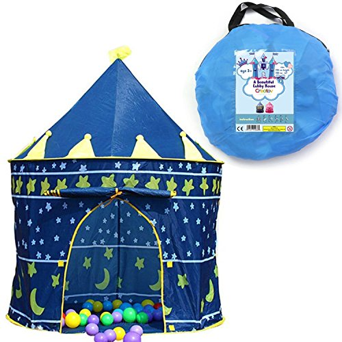 children-play-tent-boys-girls-prince-house-indoor-outdoor-blue-foldable-tent-with-case-by-creatov