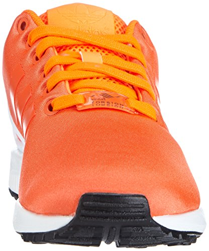 adidas Originals ZX Flux, Chaussures de course femme Orange