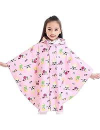MEIHAOWEI Cute Cartoon Children Raincoat Kids Waterproof Poncho