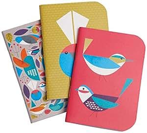 Pack of 3 Pocket Notebooks