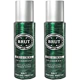 BRUT Original Deodorant Spray For Men, 200ml (Pack of 2)