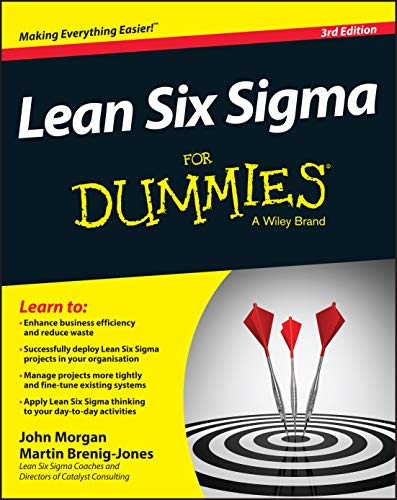 Lean Six Sigma For Dummies -