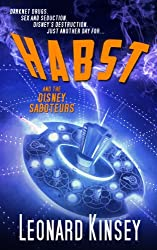 Habst and the Disney Saboteurs (English Edition)