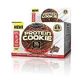 Muscletech Products - Proteina biscotto morbido al forno triplo cioccolato - 6 Biscotti - 51sajtwgKHL. SS166