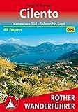 Cilento: Kampanien Süd - Salerno bis Sapri. 65 Touren. Mit GPS-Tracks. (Rother Wanderführer) -