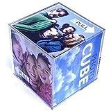 Photo Cube Picture Frame (9cm x 9cm) - Acrylic