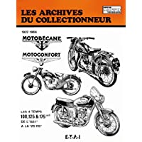 Archives du Collectionneur N°102 : Motobecane-Motoconfort 100, 125 et 175 (Monocylindre 4 Temps)