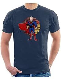 Superman One Punch Man Men's T-Shirt
