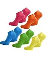 15 Paar Sneakersocken für Damen, Herren und Teenager von normani®