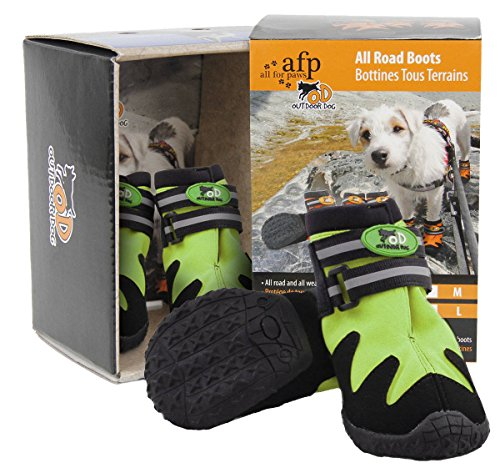 All for Paws AFP Road Stiefel -