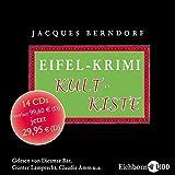 Eifel-Krimi Kultkiste: Vier szenische Lesungen mit Musik und ein Hörspiel. - Jacques Berndorf