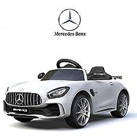 La nuova macchina radiocomandata Mercedes-Benz GT-R AMG per bambini è un modello che non passa certo inosservato.  Un design inconfondibile, elegante per natura e con prestazioni d'eccellenza e full optional, questa macchina elettrica per bambini è u...
