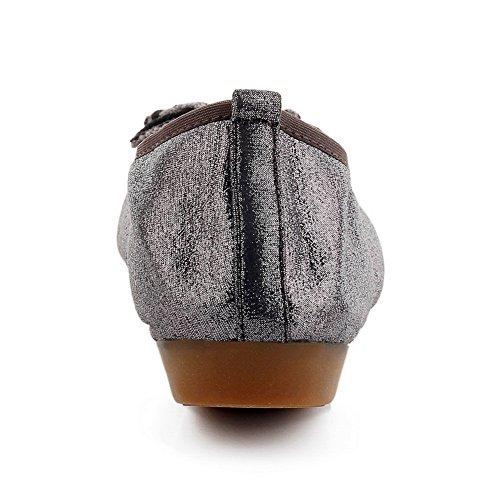 1TO9, Scarpe col tacco donna metallic