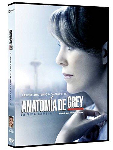Anatomía De Grey – Temporada 11 [DVD] 51saqfRWBVL