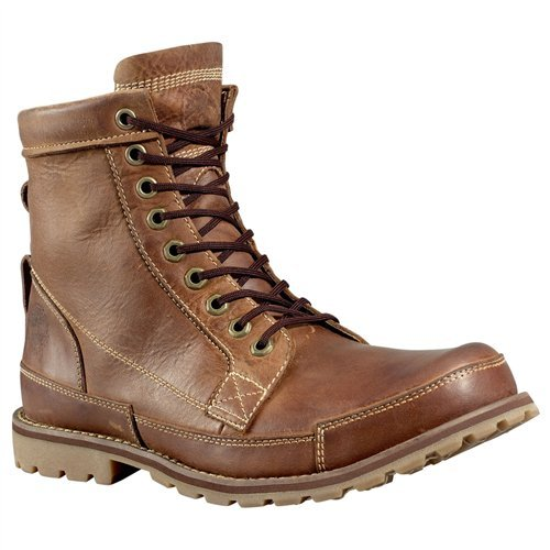 Timberland Earthkeeper Original, Bottes Classiques Homme - Marron - Medium Brown Full-Grain, 47.5