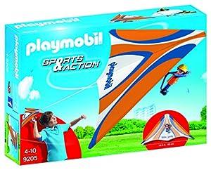 Playmobil Aire Libre- Delta Lucas Playset de Figuras de Juguete, 7 x 34,8 x 24,8 cm (Playmobil 9205)
