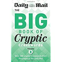 Daily Mail Big Book of Cryptic Crosswords 8 (The Daily Mail Puzzle Books)