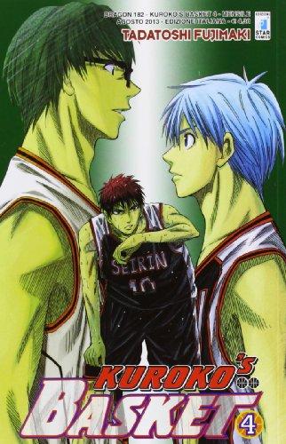 Kuroko's basket: 4