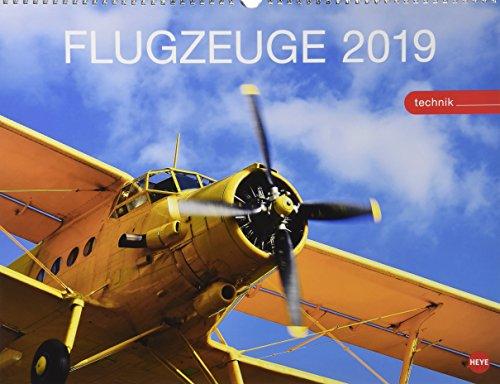Flugzeuge - Kalender 2019 - Luftfahrt-kalender