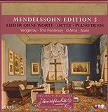 Mendelssohn Edition Vol.5 Keyboard And Chamber Music