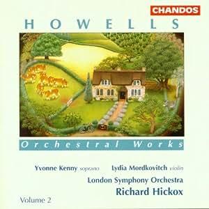 Howells: Orchestral Works Vol.2