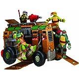 TMNT - Shellraiser - Van de Combat des Tortues Ninja
