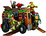 Teenage Mutant Ninja Turtles Shell Raiser Vehicle (Turtles not included)