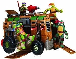 Teenage Mutant Ninja Turtles Shell Hog Leo Action Figure