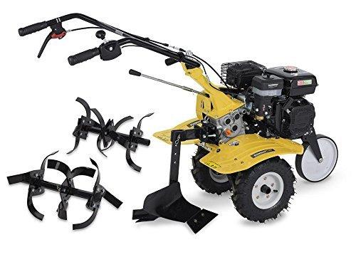 Powerplus powxg7217Gasoline Mini Fräsmotor Benzin 64000G Mini-Pinne
