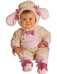 Rubie s Costume Co 31329 Rosa Lamb Kleinkind Kost-m Gr--e 6-12 Monate