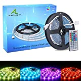 ALED LIGHT Tiras LED 5050 RGB 5m de Longitud 150...