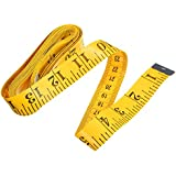 """AM PACK OF 1 X 1.5 METER (60"""" Inch) SEWING TAILOR MEASURING RULER TAPE"""