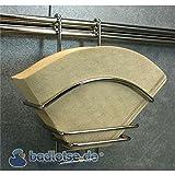 Relingsystem Filterpapier-Halter KR03 Reling-System Küchenreling Ordung Küche Küchenregal