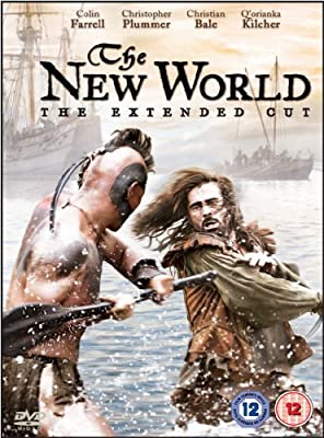 The New World: Extended Cut [DVD] by Colin Farrell