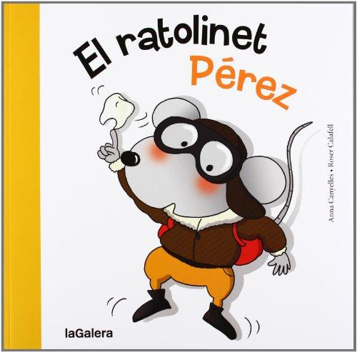 Portada del libro El ratolinet Pérez (Tradicions)