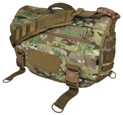 Preisvergleich Produktbild Hazard 4 Aktentasche Defense Courier, Multicam, 55 x 33 x 13 cm, 23.6 Liter, MSG-DFC-MTC