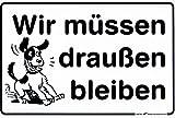 (308799) Warnschild Hinweisschild PST-Schild