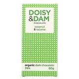 Doisy & Dam | Coconut & Lucuma | 3 x 80g