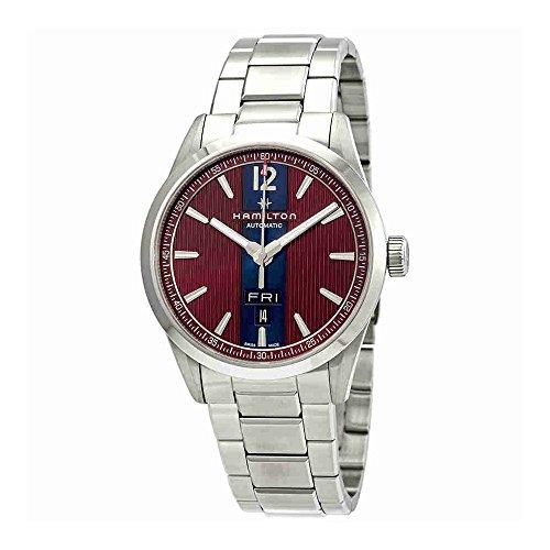 Hamilton Broadway Reloj de hombre automático 42mm correa de acero H43515175