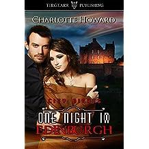 One Night in Edinburgh: City Nights Series: #7