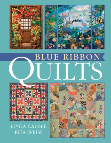 Blue Ribbon Quilts (Quilts Ribbon Blue)